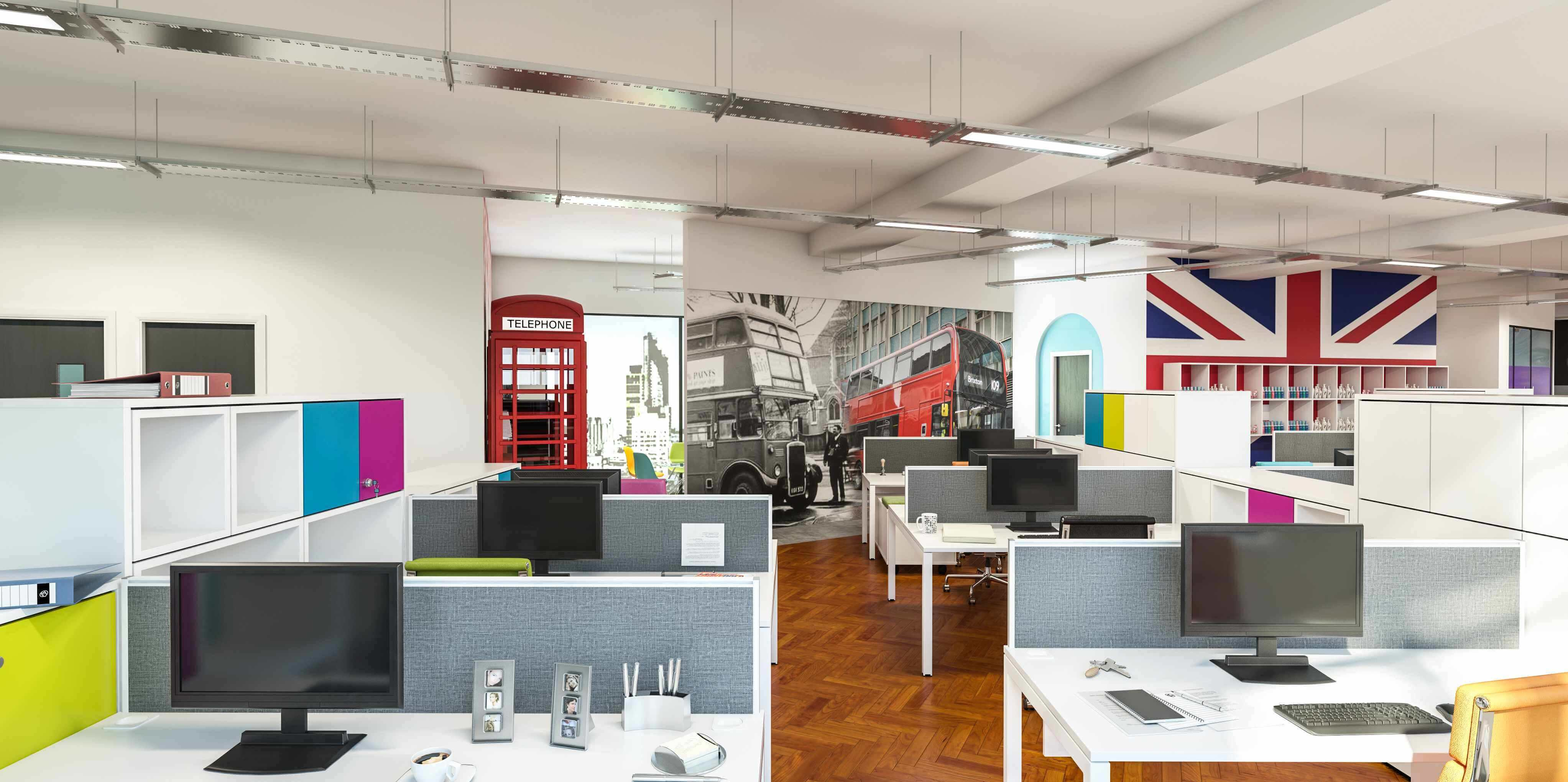 How to create your perfect office interiors in Oxford