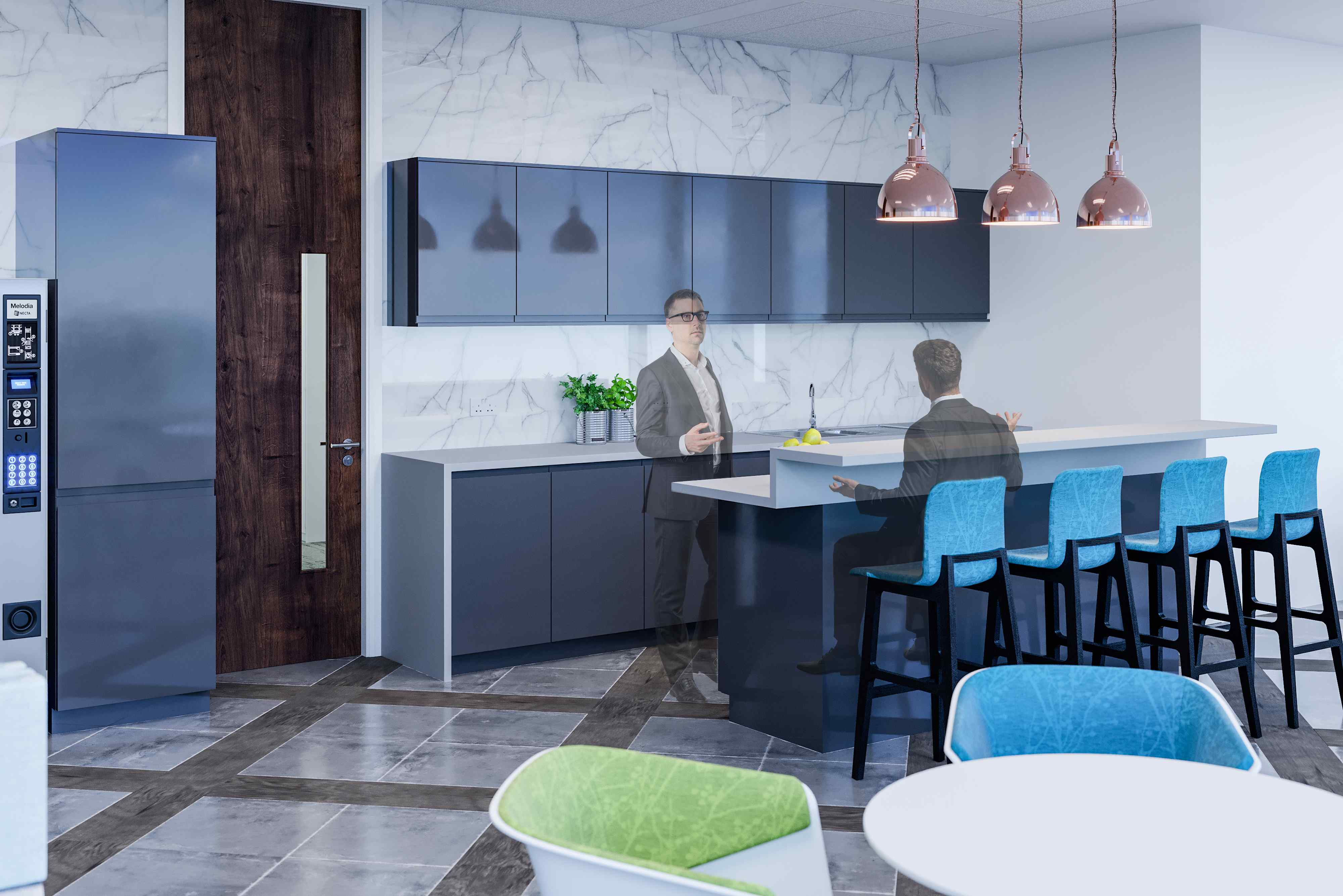 How to create a breakout area as part of your office refurbishment London