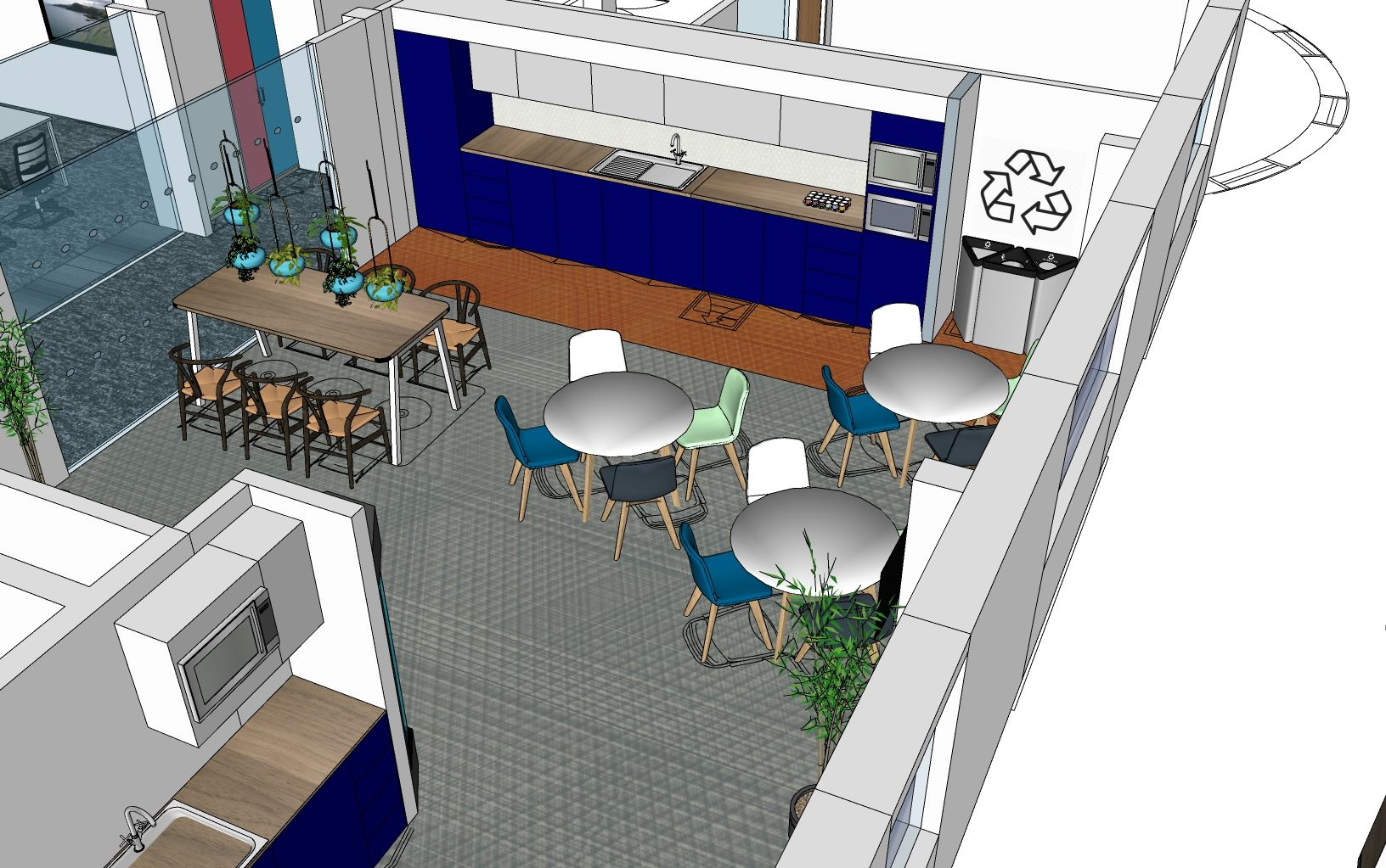 How we're designing and building a new office fit out with expansion in mind