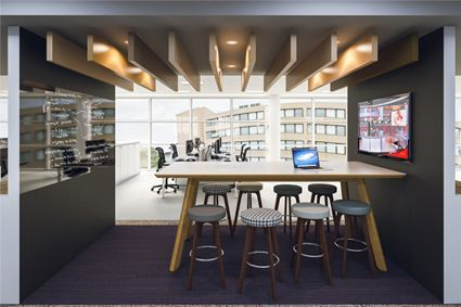 What do your office interiors in London say about your business?