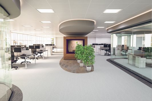 Shine a (much improved) light on your office interiors in Newbury