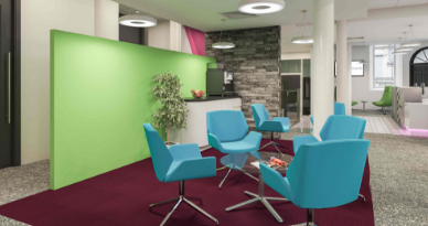 office colour design. How Important Are The Colours In Your Office? Office Colour Design