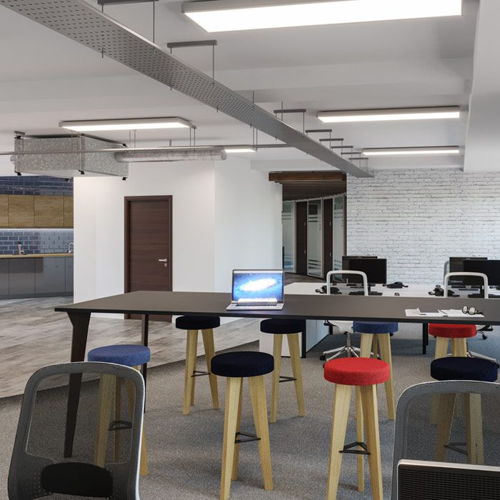 How an office refurbishment can rejuvenate the workplace