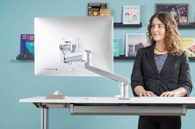The standing desk: Why is it changing our office design and space planning?