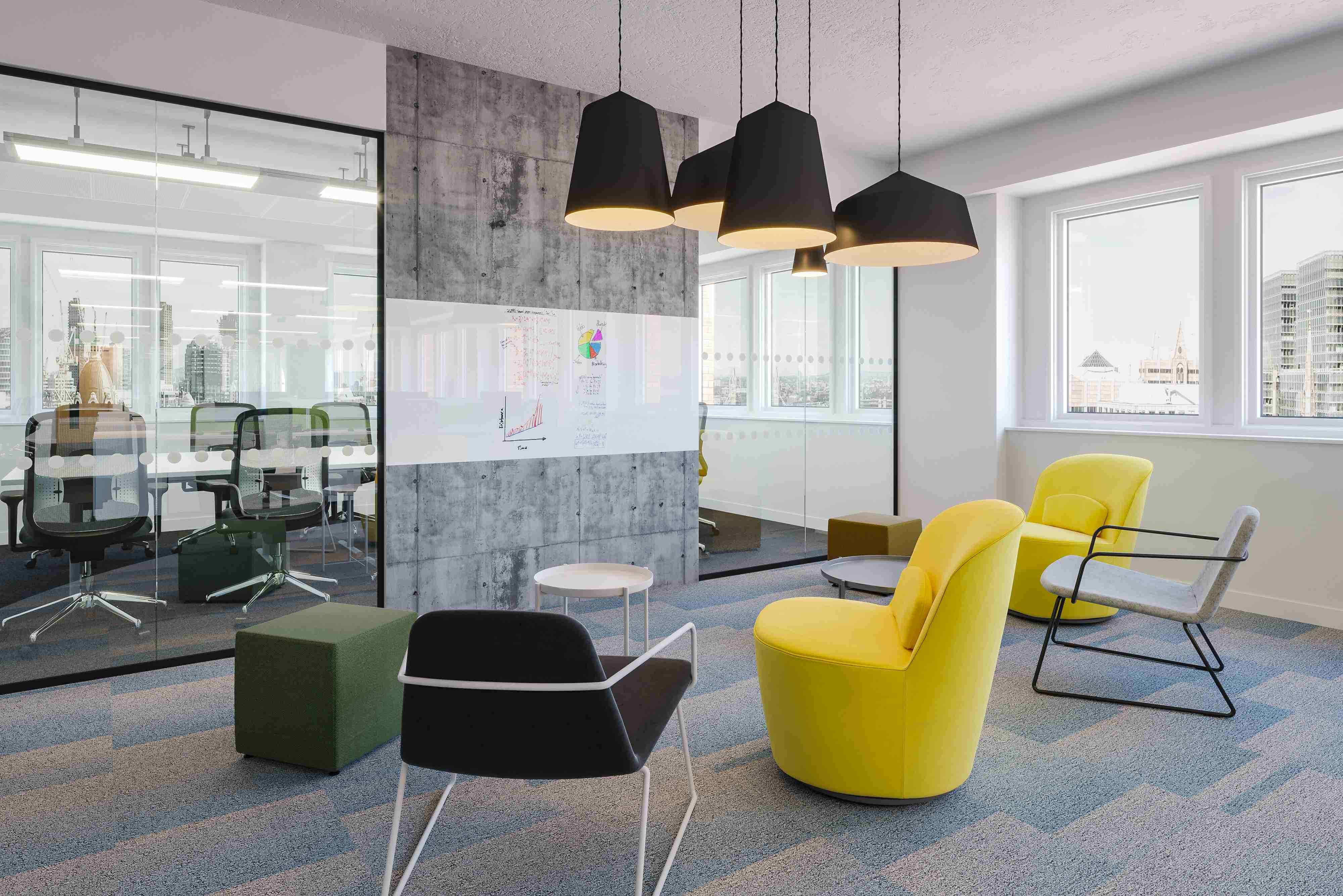 Open plan vs. private offices: Can you have the best of both?