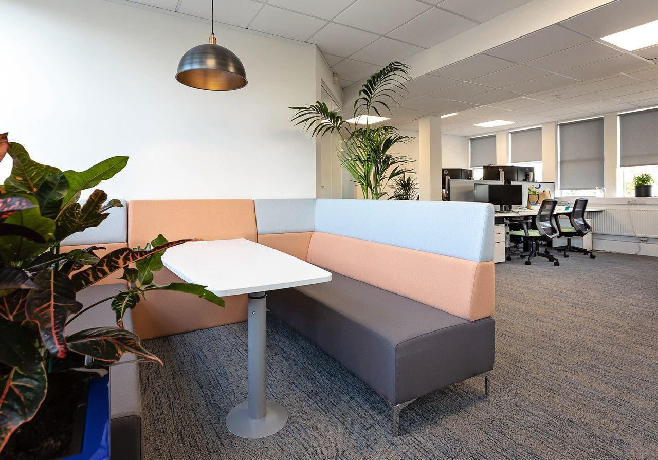 Office design ideas for small businesses with limited space