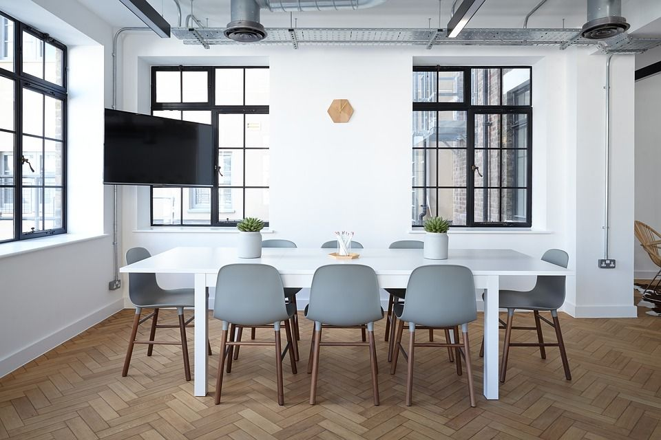 The continuing growth of flexible office fitout space
