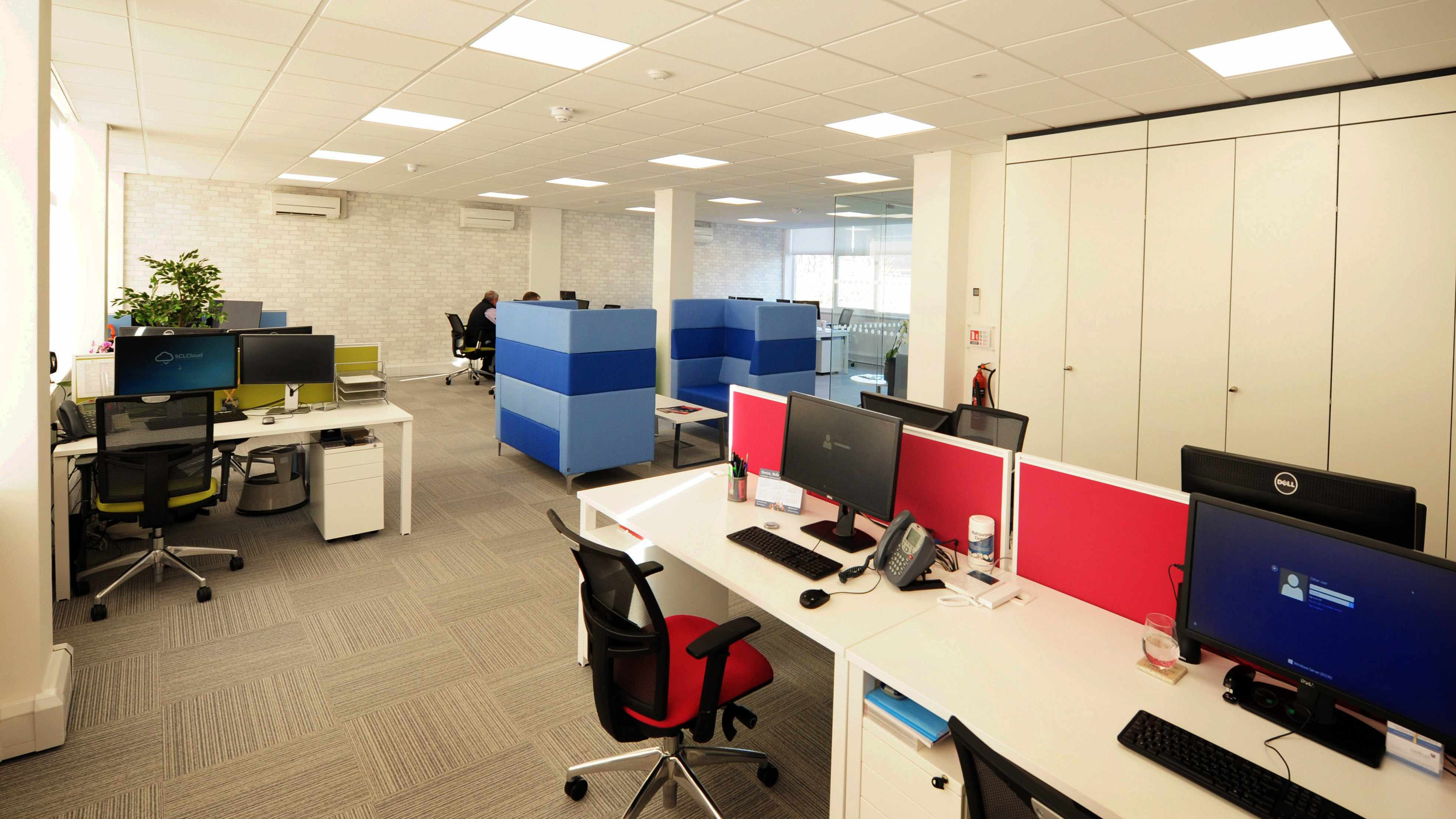 Creating a 'culture of improvement' in your office interiors