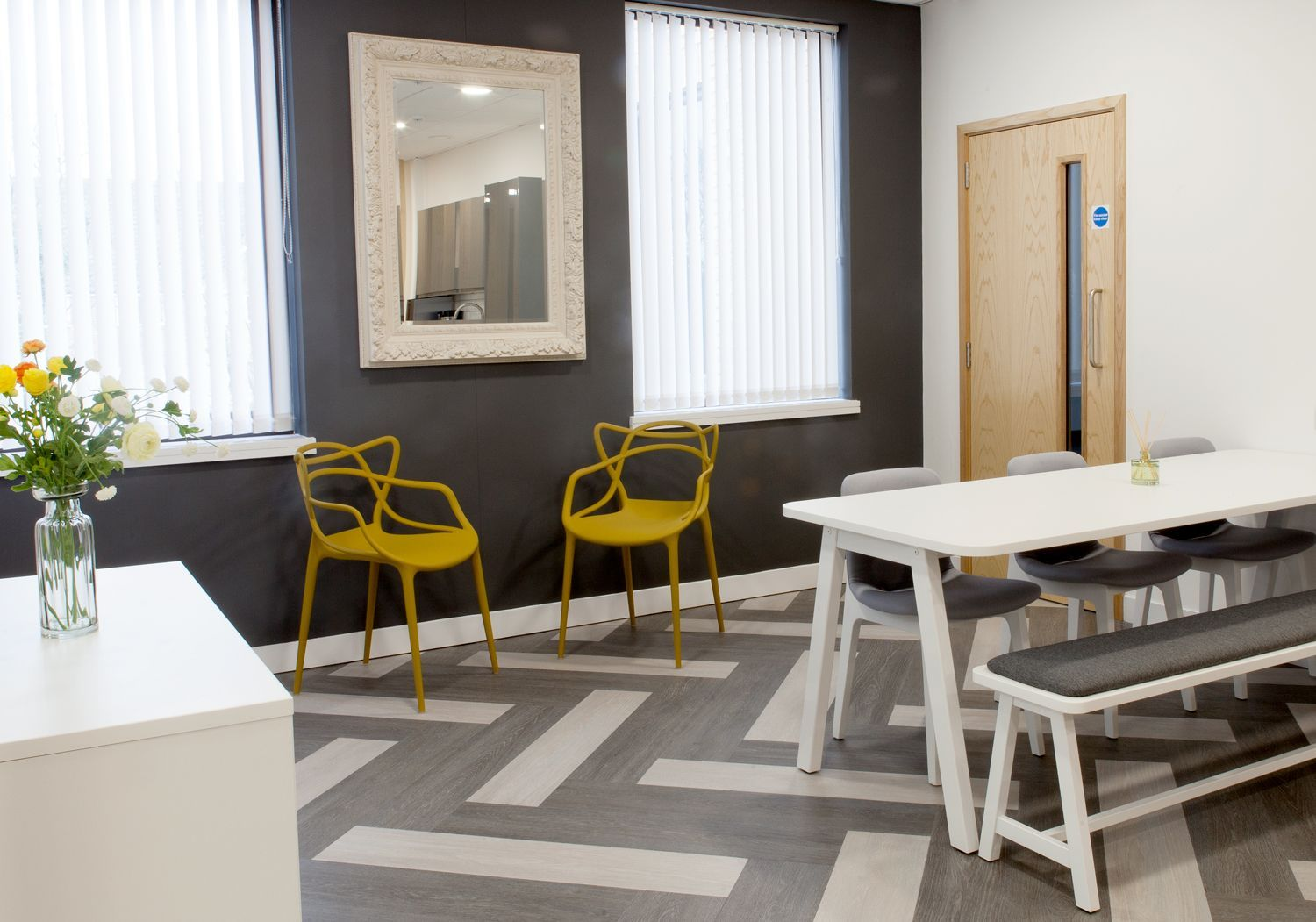 Why pattern is important in office design London?
