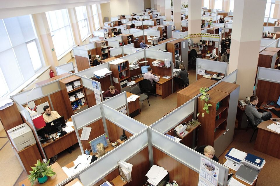Office Space Planning: Open Plan Vs. Closed Space Offices