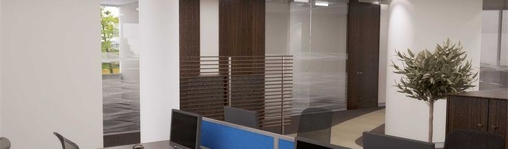 Contemporary Law Office Design Is An Art Form!