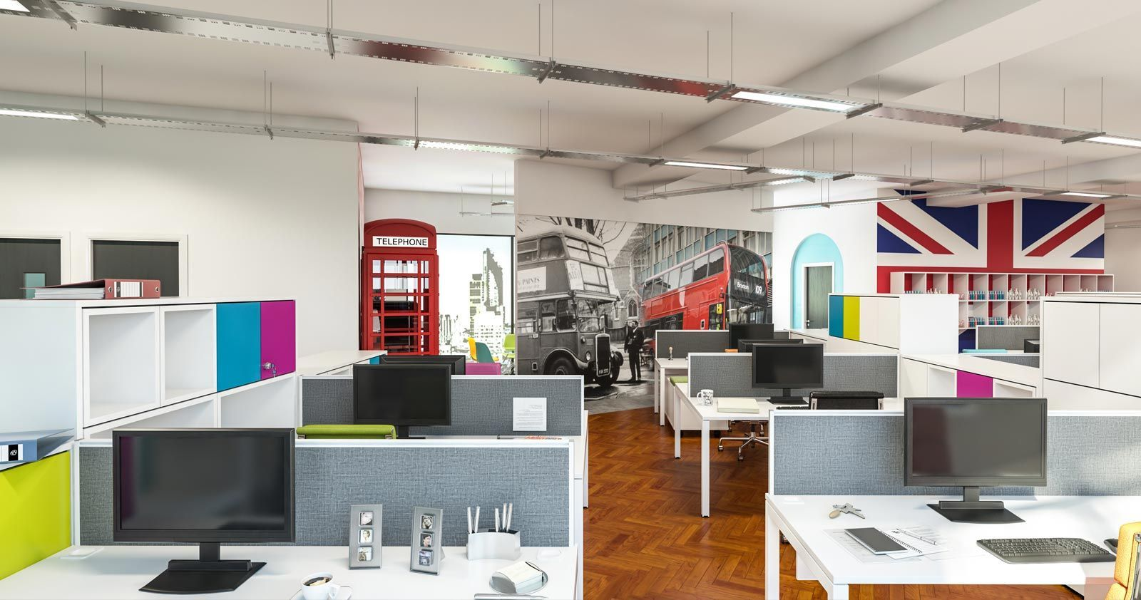A Workplace Consultancy: Office Design Services That Define The Perfect Work Environment